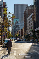 Madison Avenue, Upper East Side, Manhattan, New York, Etats-Unis