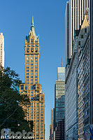 Photo : The Sherry-Netherland, Manhattan, New York, Etats-Unis