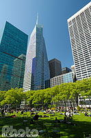Photo : Bryant Park, West Midtown, Manhattan, New-York, Etats-Unis, New York, Etats-Unis