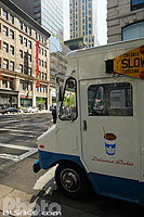 Photo : Camion de Glacier, 5th Avenue, East Midtown, Manhattan, New-York, Etats-Unis