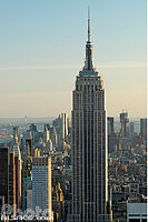 Empire State Building, West Midtown, Manhattan, New-York, Etats-Unis