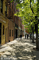 Photo : Atlantic Avenue, Brooklyn, New York, Etats-Unis