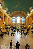 Photo : Grand central terminal, East Midtown, Manhattan, New York, Etats-Unis