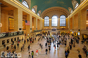 Grand central terminal, East Midtown, Manhattan, New York, Etats-Unis, New York, Etats-Unis