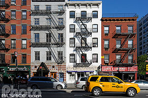 Photo : 9th Avenue, Chelsea, Manhattan, New York, Etats-Unis