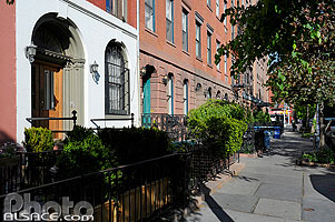 Photo : 22nd Street, Chelsea, Manhattan, New York, Etats-Unis
