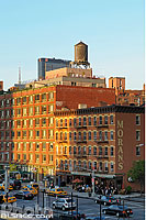 10th Avenue, Chelsea, Manhattan, New York, Etats-Unis