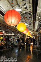 Photo : Chelsea market, Manhattan, New York, Etats-Unis