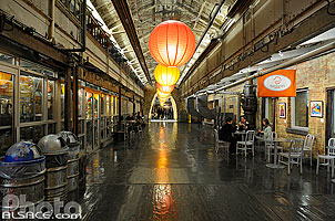 Chelsea market, Manhattan, New York, Etats-Unis