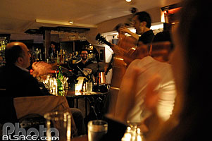 Concert de Jazz, Bar Next Door, Mac Dougal Street, West Village, Manhattan, New York, Etats-Unis