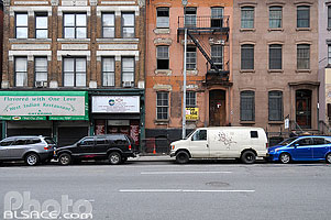 Photo : 125th Street, Harlem, Manhattan, New York, Etats-Unis