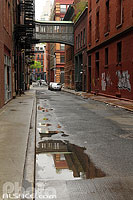 Photo : Staple Street, Tribeca, Manhattan, New York, Etats-Unis