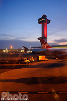 Photo : JFK International Airport, Queens, New York, Etats-Unis