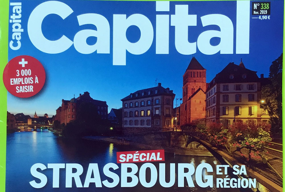Publication photo : Capital immobilier région de Strasbourg