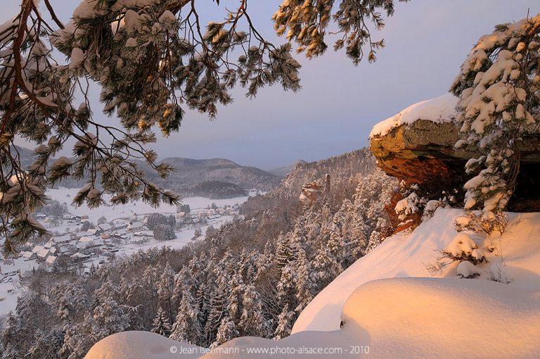 Sur le blog de photo-alsace : Parc des Vosges du Nord
