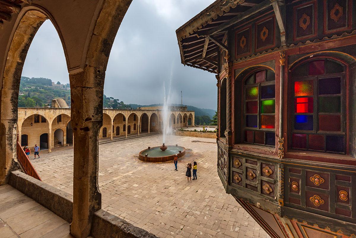 Palais de Beiteddine, Beiteddine, Mont-Liban, Liban