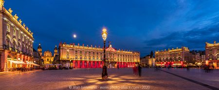 Sur le blog de photo-alsace : Place Stanislas la nuit